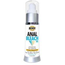 Body Action Anal Bleach Gel