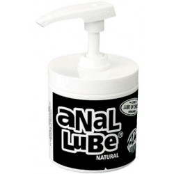 Anal Lube Natural In Pump Dispenser 175ml