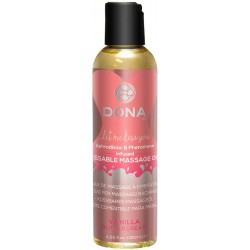 DONA Kissable Massage Oil Vanilla Buttercream 110ml