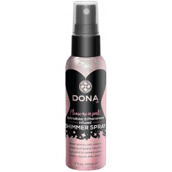 DONA Shimmer Spray Aphrodisiacs and Pheromone Please Me In Pink