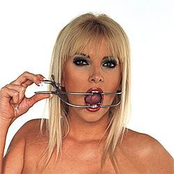 Stainless Steel Mouth Opener
