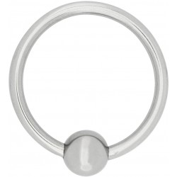 Acorn Stainless Steel Penis Ring 30mm