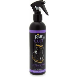 Pjur Cult Ultra Shine For Rubber And Latex 250ml