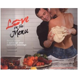 Love On The Menu Erotic Cookery Book