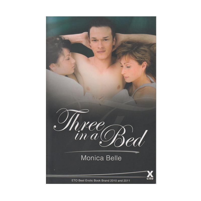 Three In A Bed Erotic Story Book