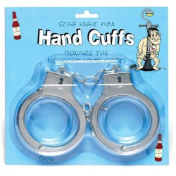 Stag Night Hand Cuffs