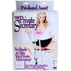 The Private Secretary Love Doll