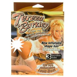 Tereza Barkley Doll