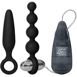 Booty Call Vibro Anal Kit