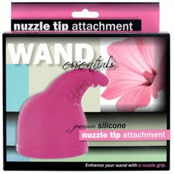 Wand Essentials Nuzzle Tip Silicone Wand Attachment