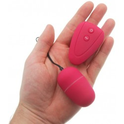 Posh X Remote Control Egg 10 Functions Pink