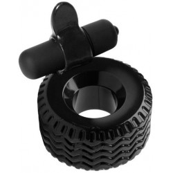 Tread Ultimate Tire Cock Ring With Clit Stimulator