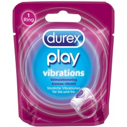 Durex Play Vibrations Cock Ring