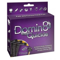 Domin8 Quickie Card Game